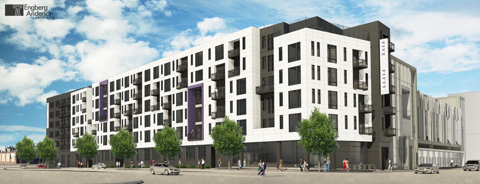 Royal Capital apartments, restaurant near Fiserv Forum set for summer completion: Slideshow