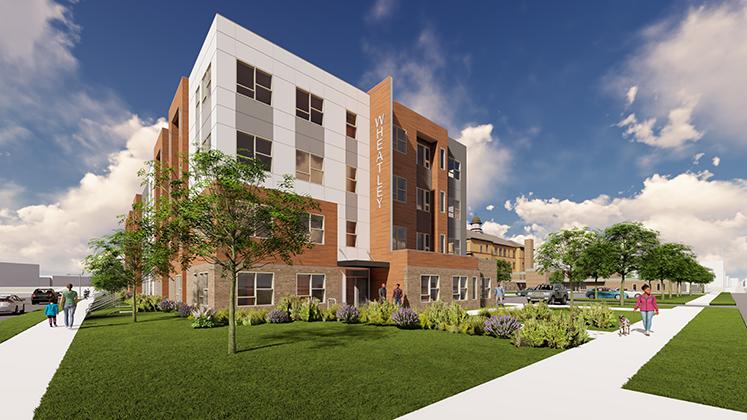 Historic Milwaukee School to Become 82 Residences