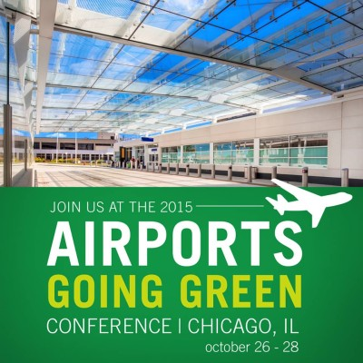 Airports Going Green Conference 2015