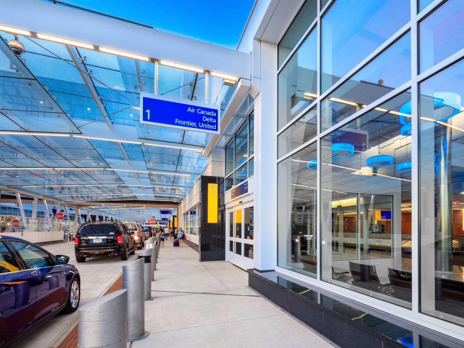 Airport Improvement: GMIA