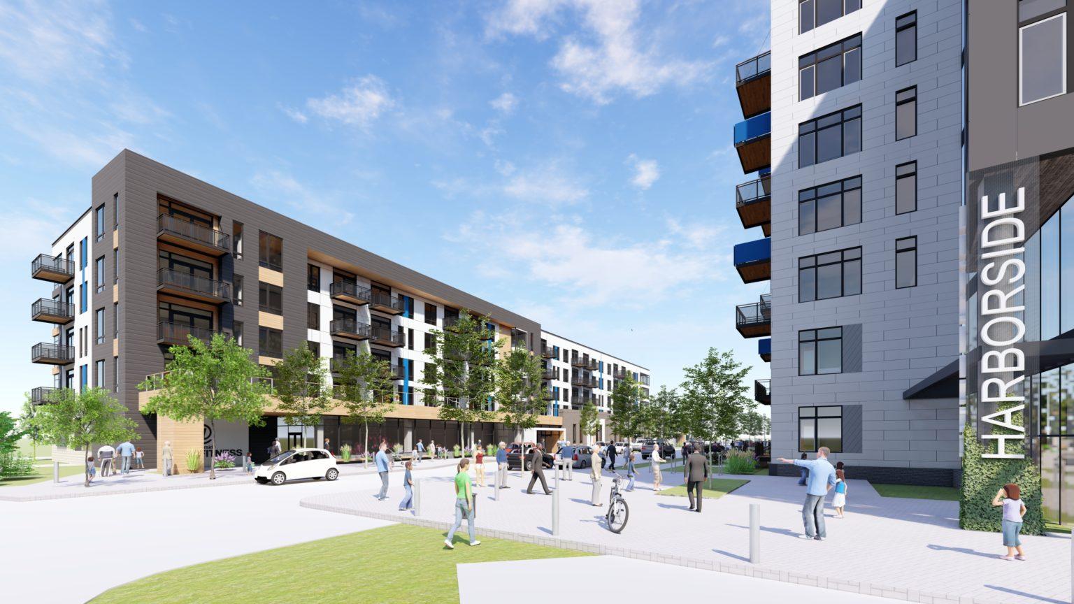 Racine unveils details of $50 million lakefront development