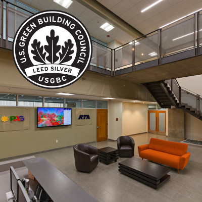 Pima Association of Governments Honored for LEED Silver