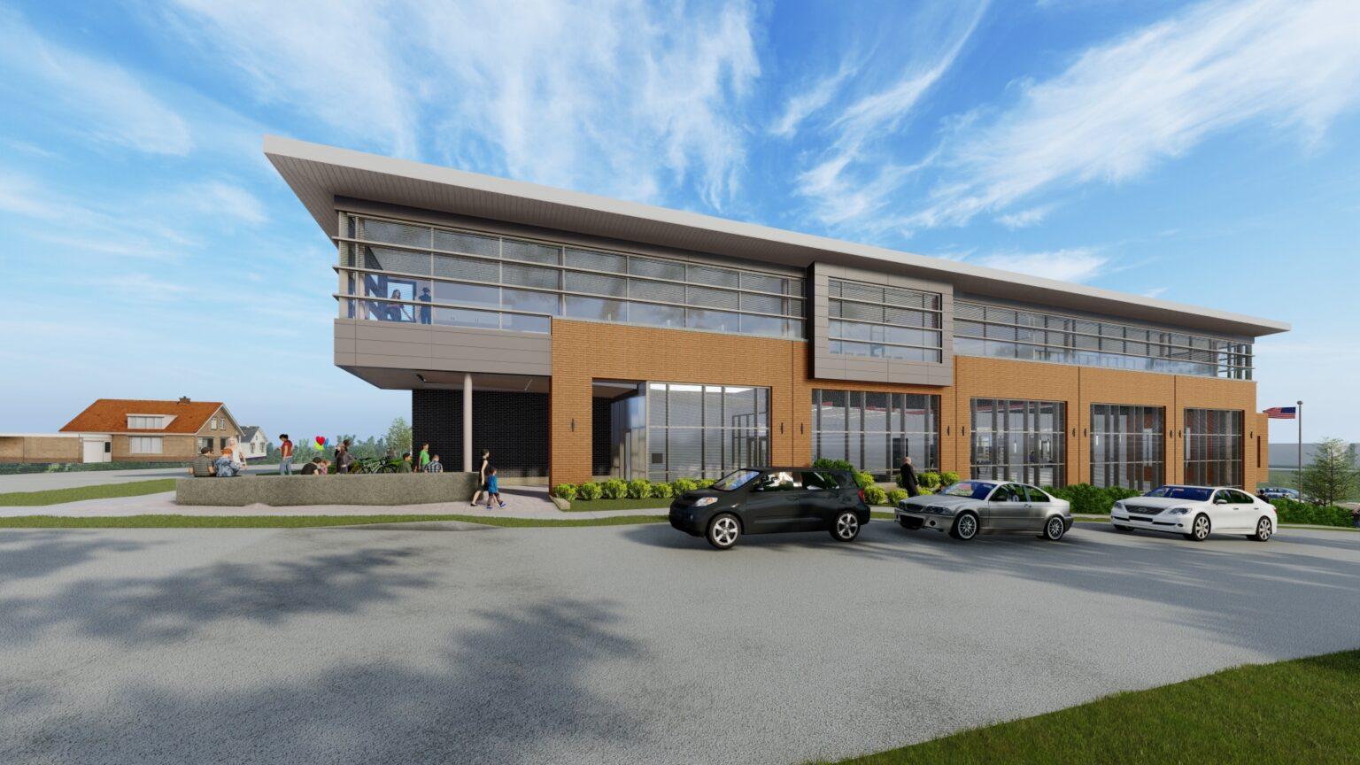City Council reviews plans for $20 million Bloomington Public Library expansion