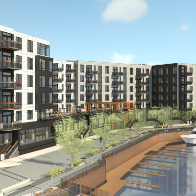 In the News: The North End Phase IV