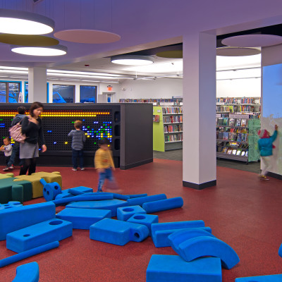 Webinar: Play Spaces in the Library