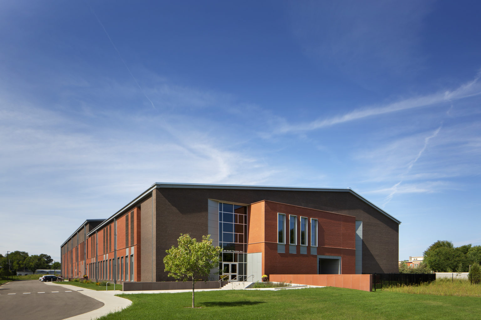 In the News | State Archives Preservation Facility