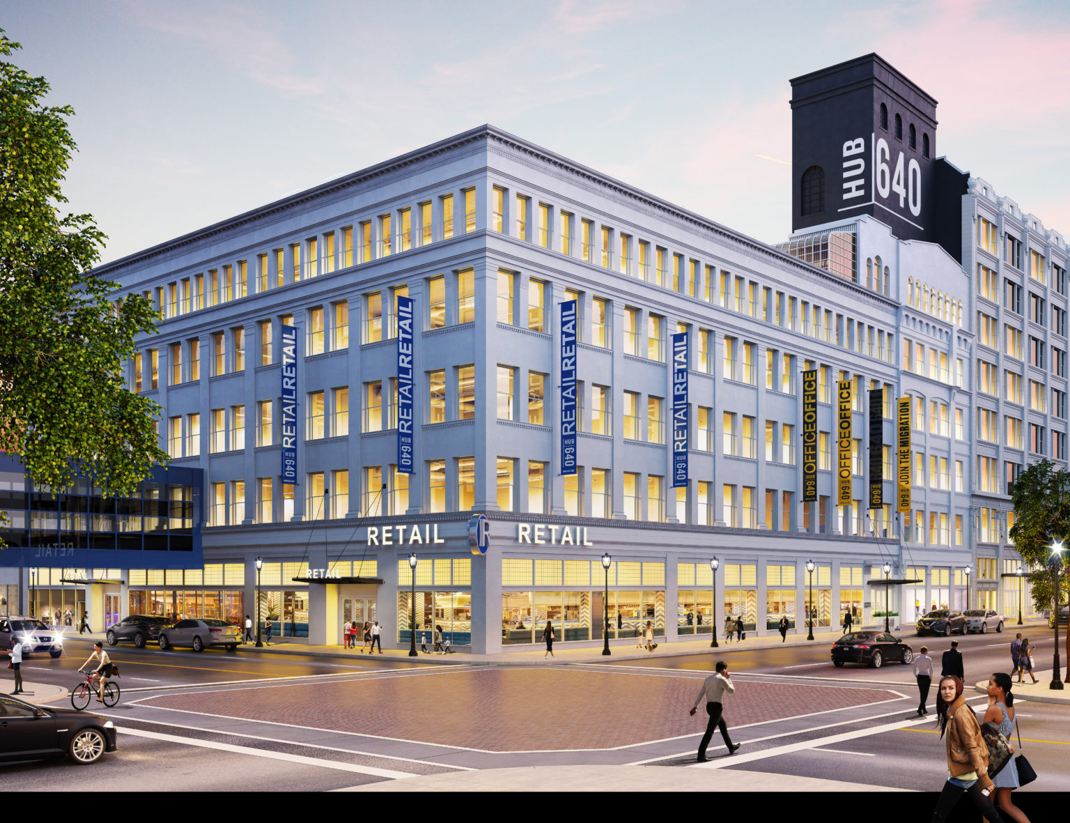 Former Boston Store Is Being Transformed