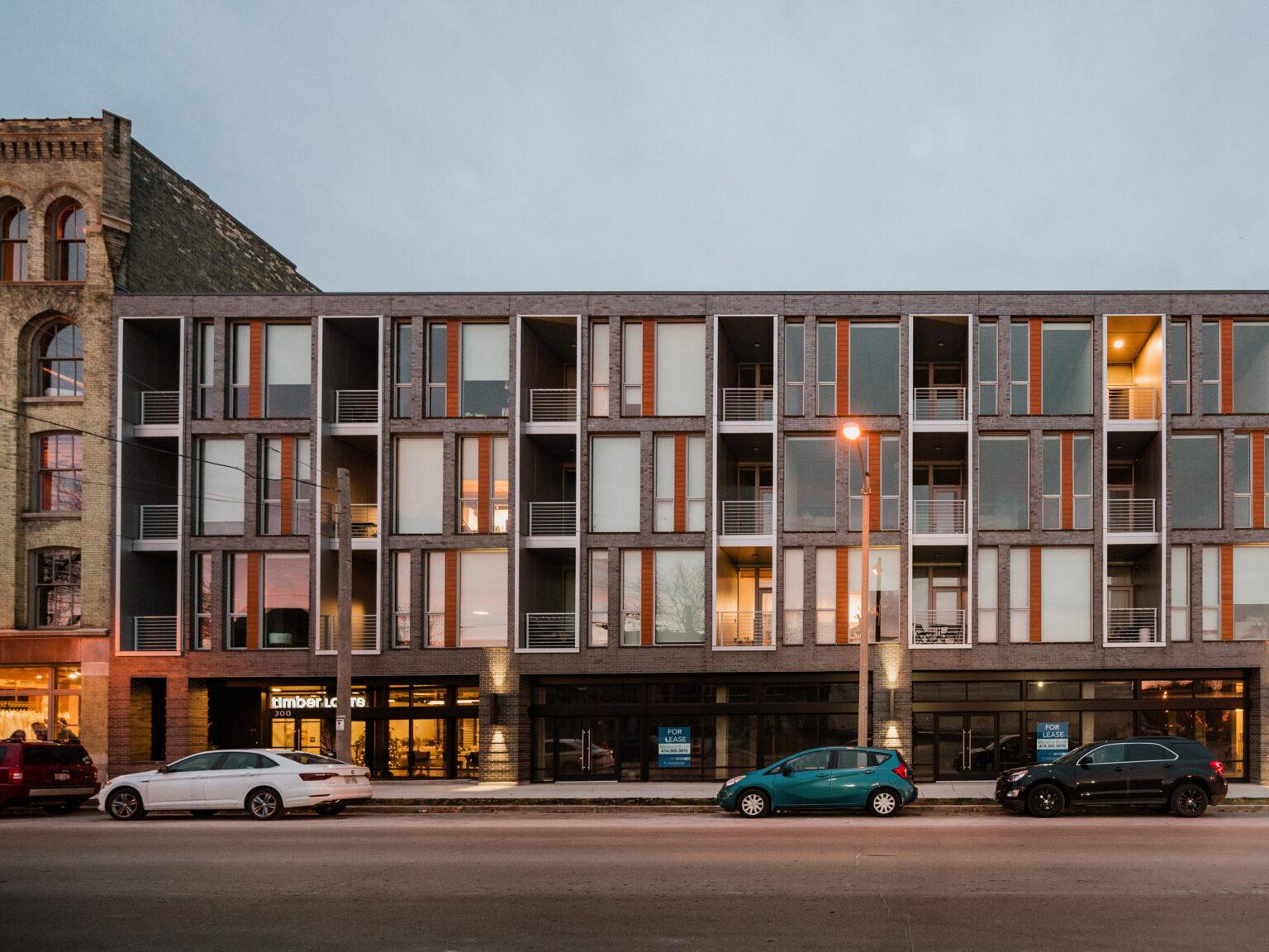 Timber Lofts Wins National Design Award