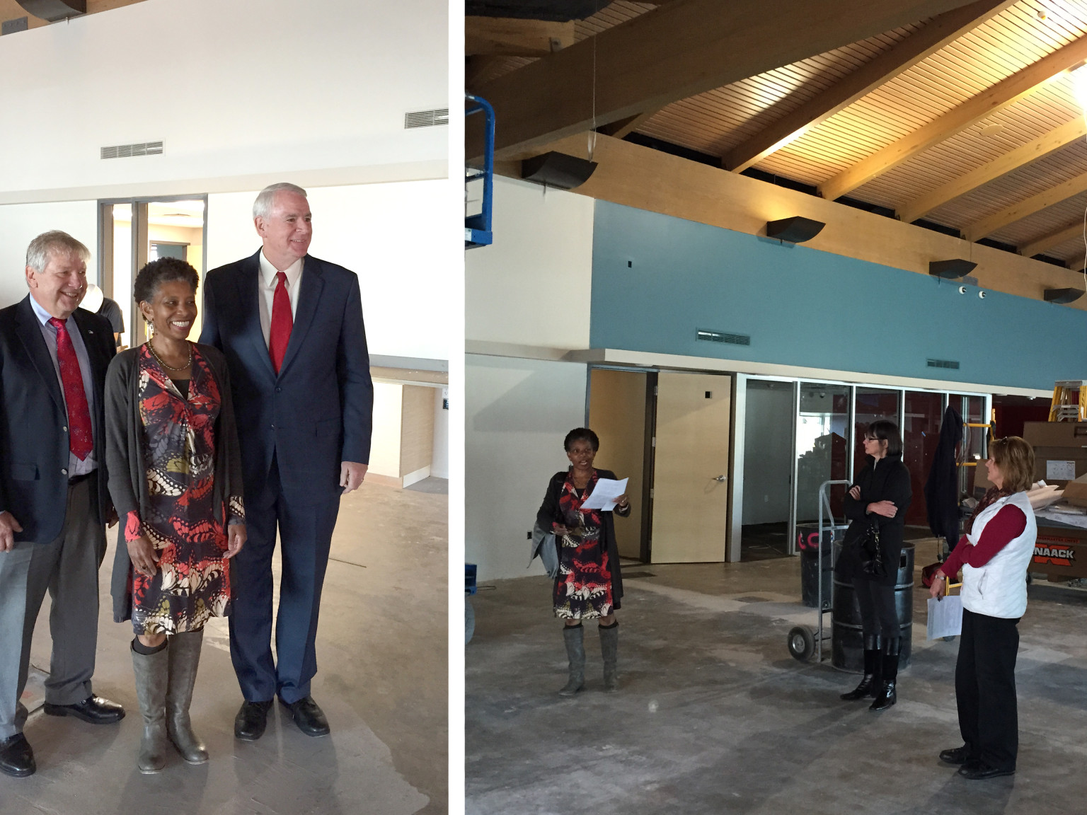 In the News: Mayor Visits Tippecanoe Library
