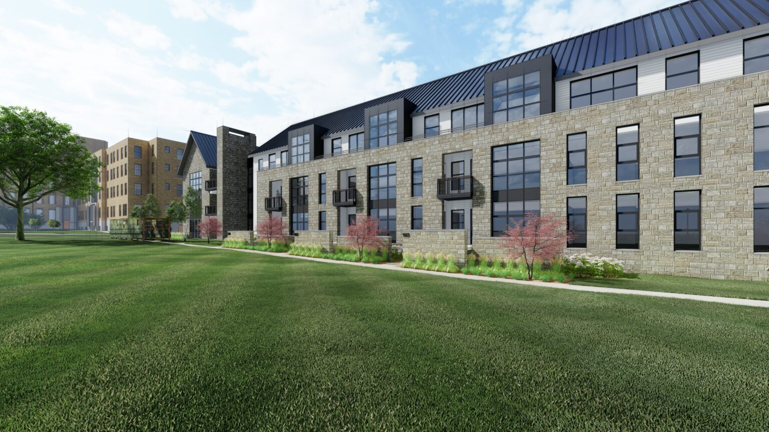 Mandel to develop apartments at Sisters of Notre Dame Elm Grove campus