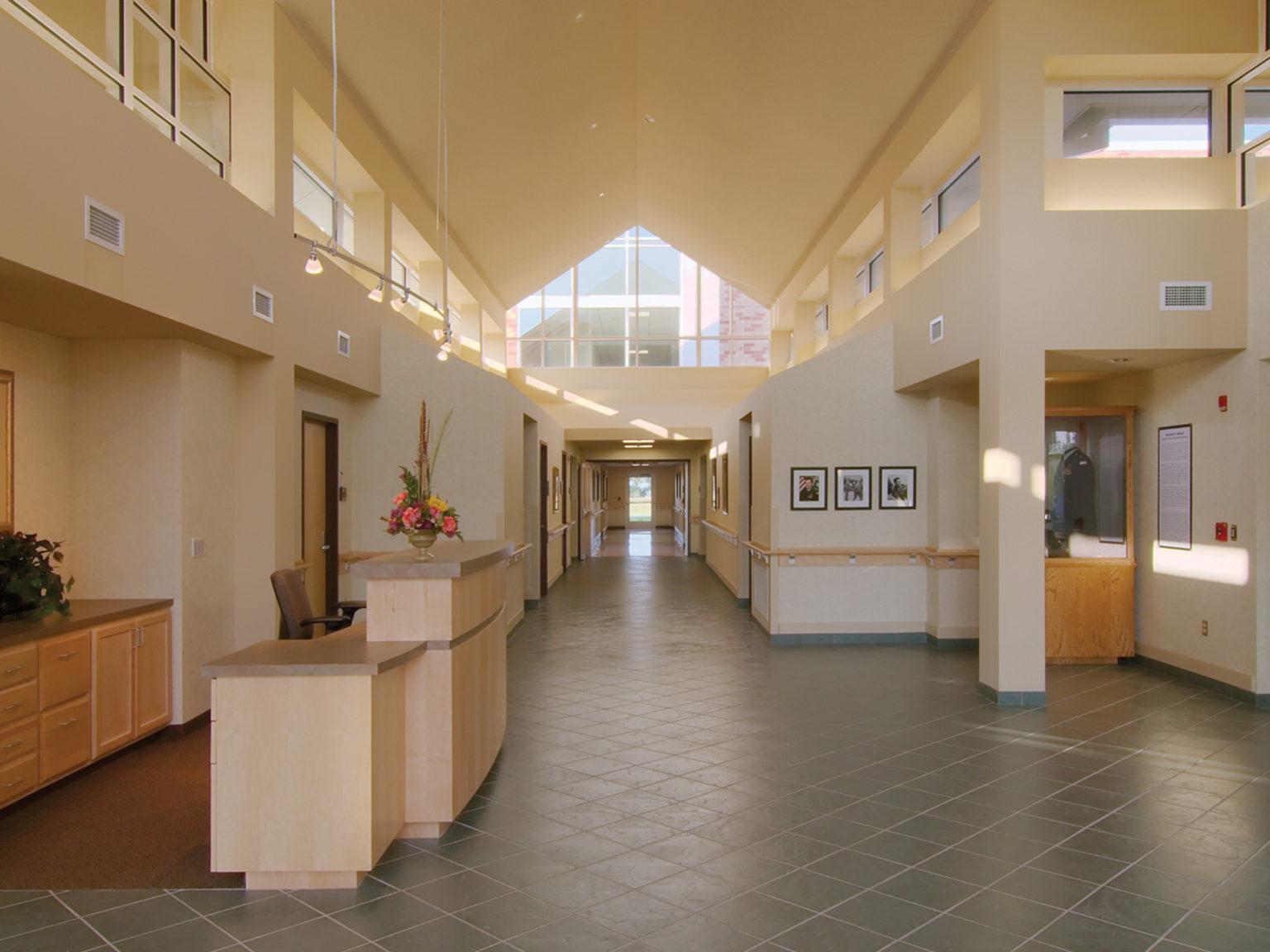 VA-lobby