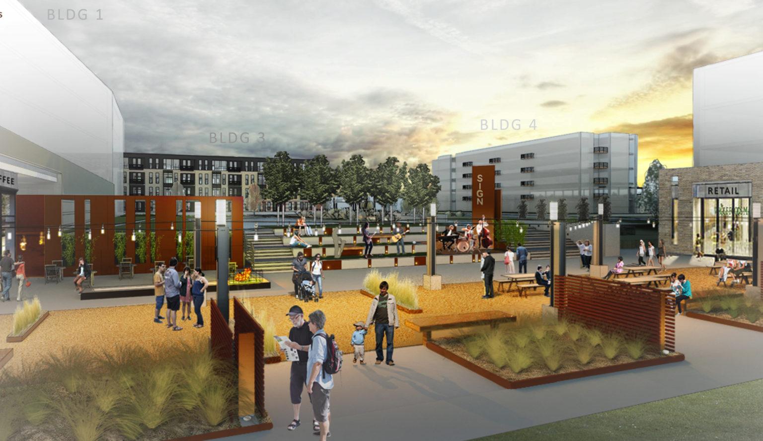 Groundbreaking: Ashwaubenon Development