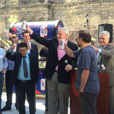 Pabst Brewery: Returns to Milwaukee
