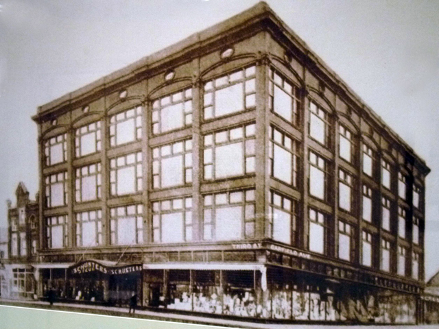 RACM Approves Deal for Schuster's Building